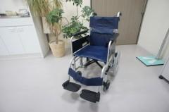 院内は車椅子に対応しています